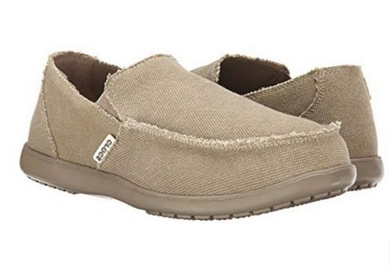 Cheap Crocs Review: Men's Santa Cruz Crocs Loafers
