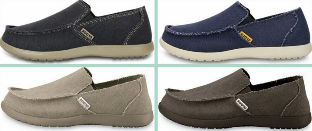 Crocs Men's Santa Cruz Casual Loafer Price