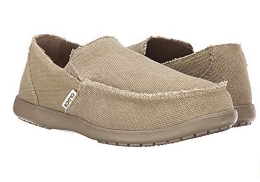 6125caeb2df2b5 Cheap Crocs Review  Men s Santa Cruz Crocs Loafers