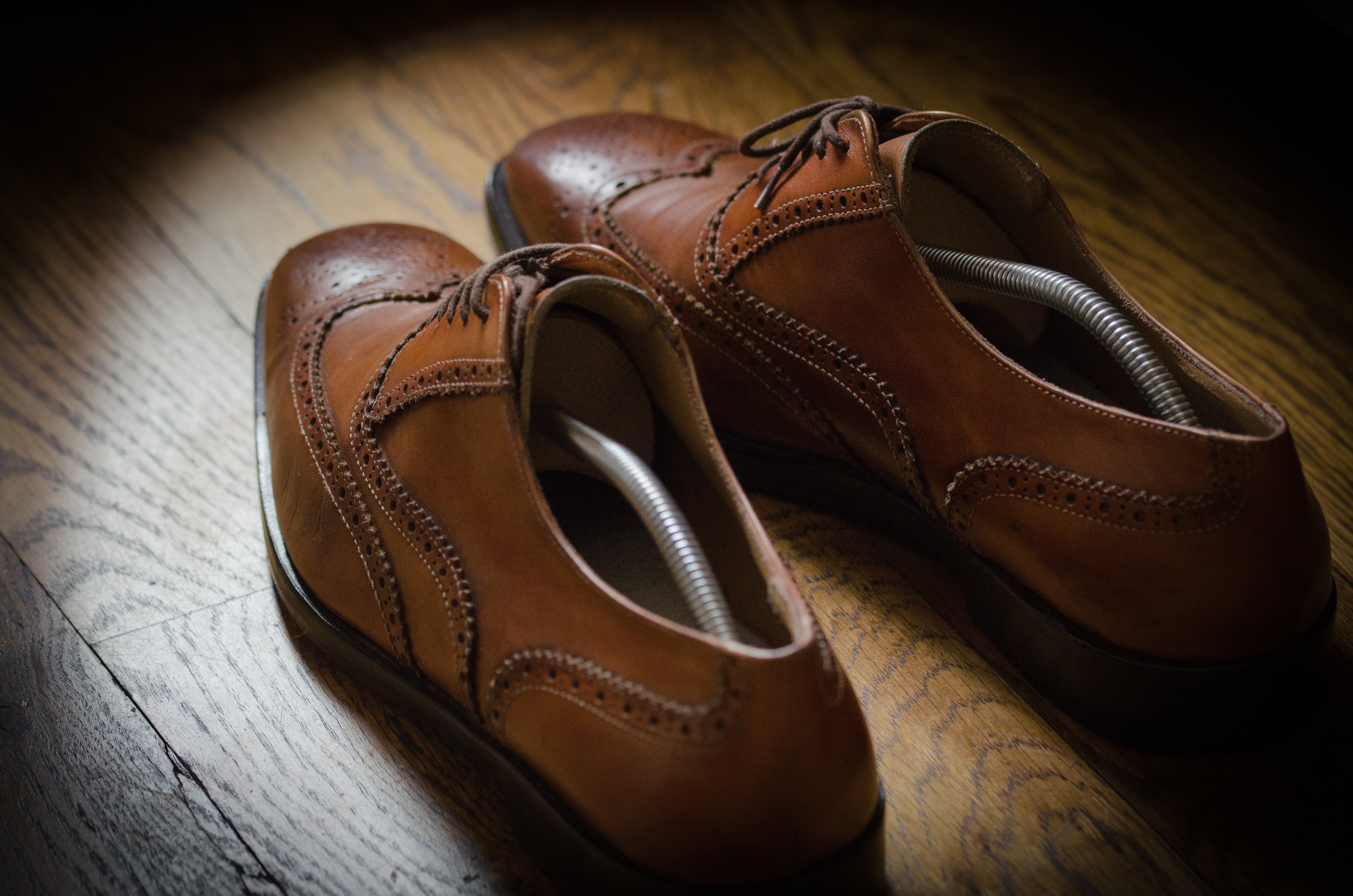 Care for Leather shoes