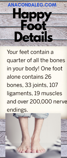 Foot Details for Foot Strengthening Exercise