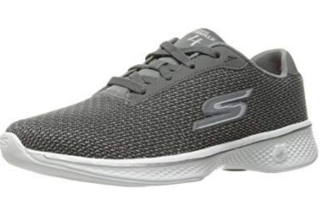 Skechers Performance Women's Go Walk 4 Lace-Up Walking Shoe